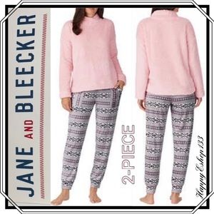 Jane and Bleecker Lounge Pjs Set,2-Piece,VeryCozy